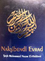 "Sheikh Nazim - ""Naqshibandi Evrad"""