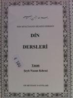 """Sheikh Nazim - """"Din Dersleri"""""""